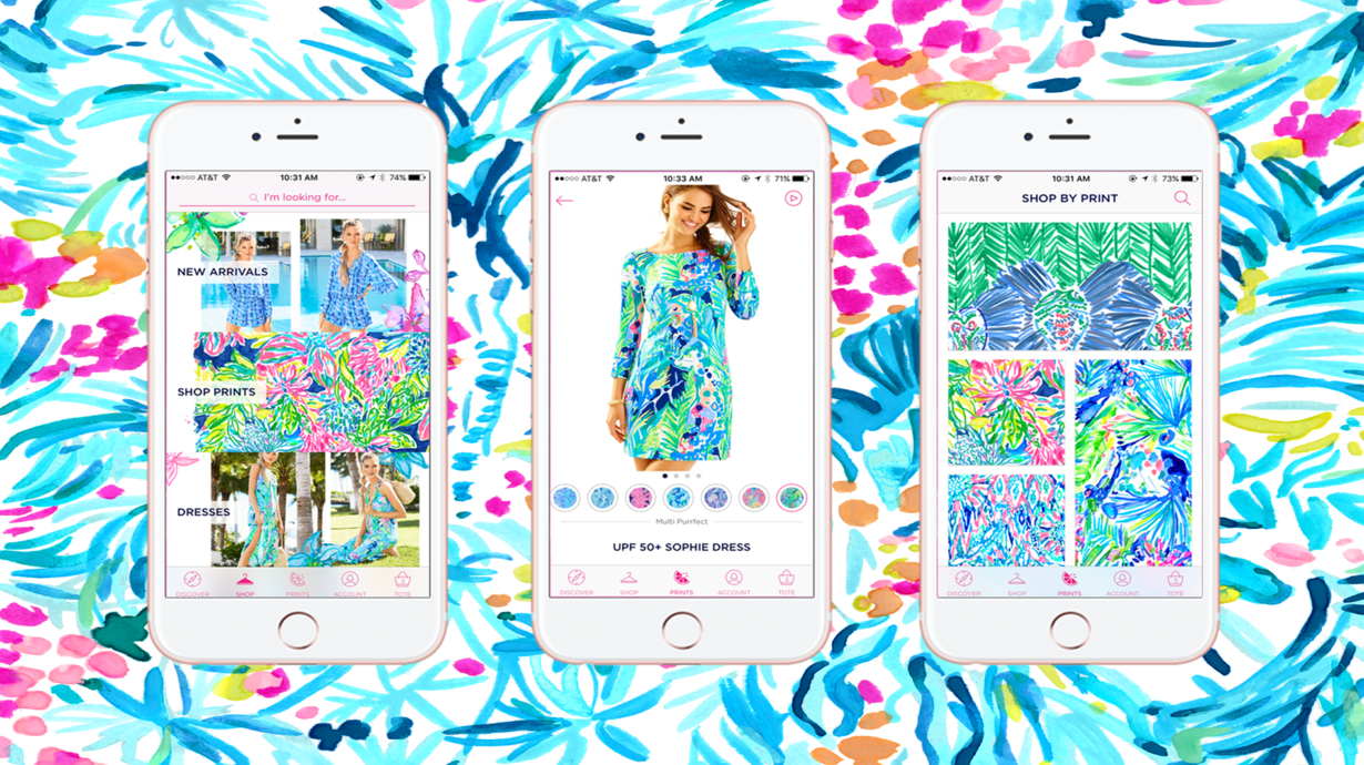 With mParticle, Lilly Pulitzer has a stable, scalable, and secure mobile data foundation