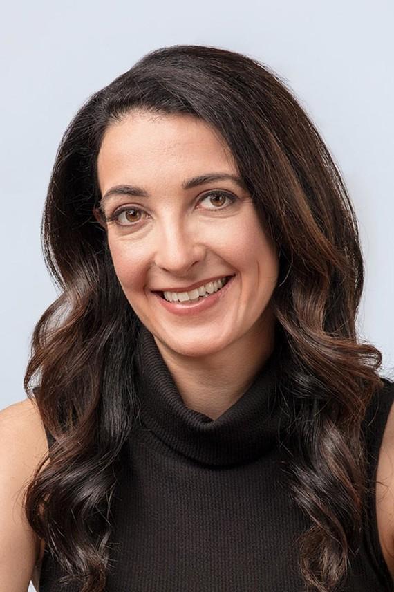 Jillian Burnett, VP, Customer Success at mParticle