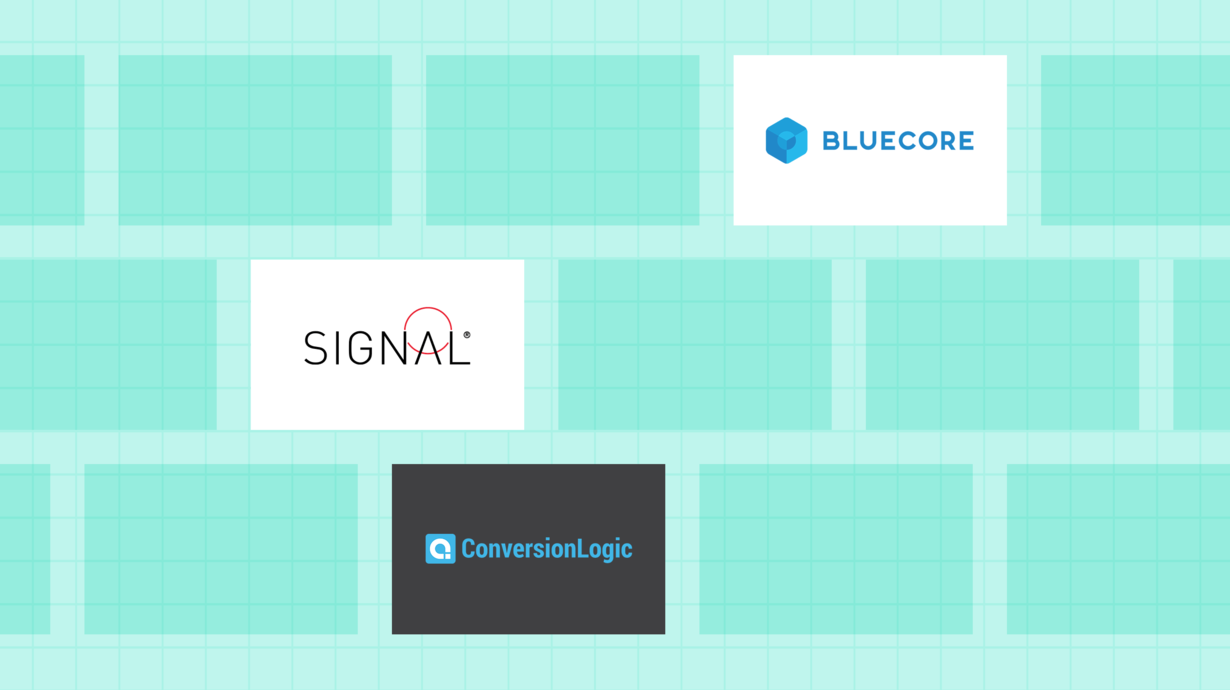 mParticle adds integrations with Bluecore, Signal, and ConversionLogic in September 2018.