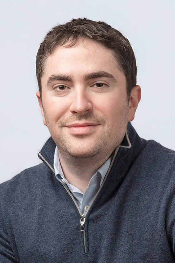 Andrew Katz, CTO & Co-founder of mParticle